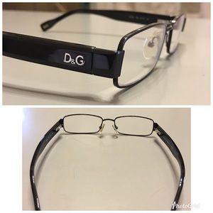 "DOLCE&GABBANA Eyeglasses with Prescription""unisex"